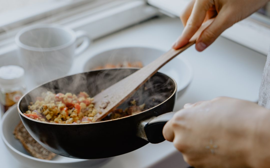 Five Easy Tips for Home-Cooking
